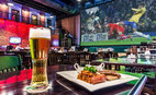 Restaurant Arena Sport bar