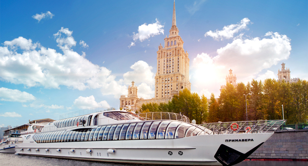 Motor ship Radisson Royal Moscow